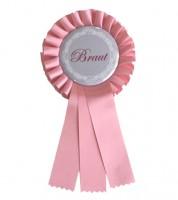 "Orden ""Braut"" - rosa"