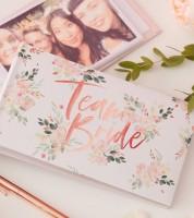 "Fotoalbum ""Florale Brautparty"" für 50 Fotos"