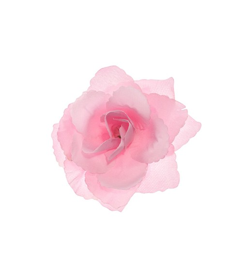 Selbstklebende Rosen - rosa - 9 cm - 24 Stück
