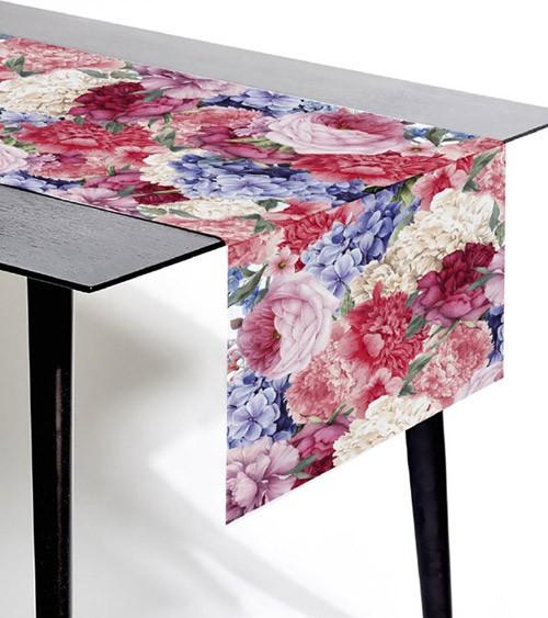 """Tischläufer aus Stoff """"Truly Scrumptious"""" - 30 x 180 cm"""