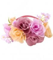 "Haarband mit Blüten ""Blossom"""