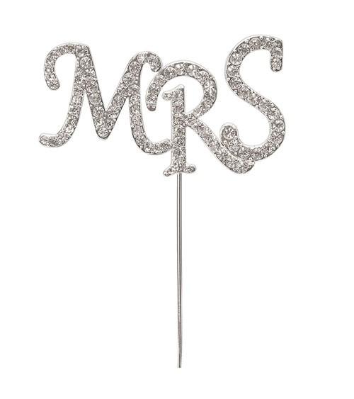 """Strass-Dekoration """"Mrs"""""""