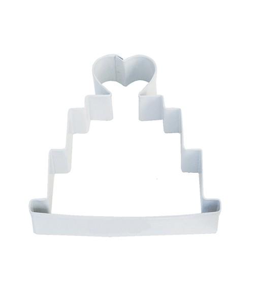 Ausstechform Hochzeitstorte - 10,2 cm
