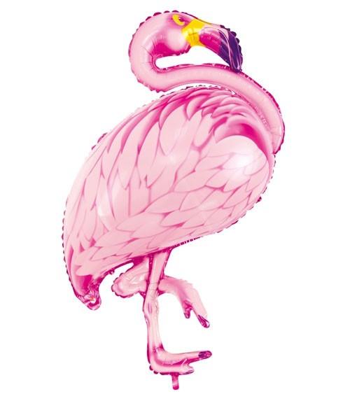 "Supershape-Folienballon ""Flamingo"" - 70 x 95 cm"