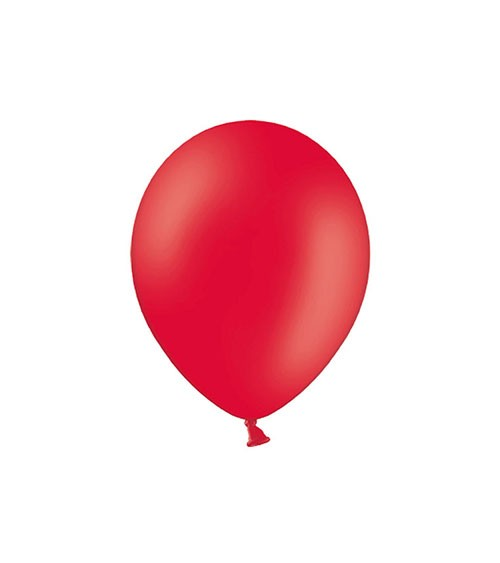 Mini-Luftballons - rot - 12 cm - 100 Stück