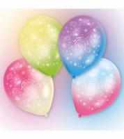"""Leucht-Ballons """"Feuerwerk"""" - 4 Stück"""