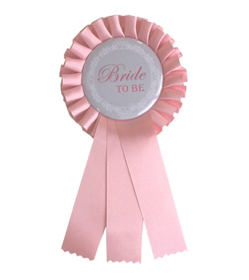 "Orden ""Bride to be"" - rosa"