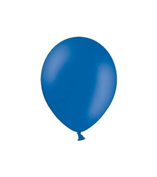 Mini-Luftballons - blau - 12 cm - 100 Stück