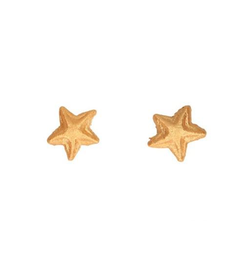 "Funcakes Zuckerdekore ""Goldene Sterne"" - 24 Stück"