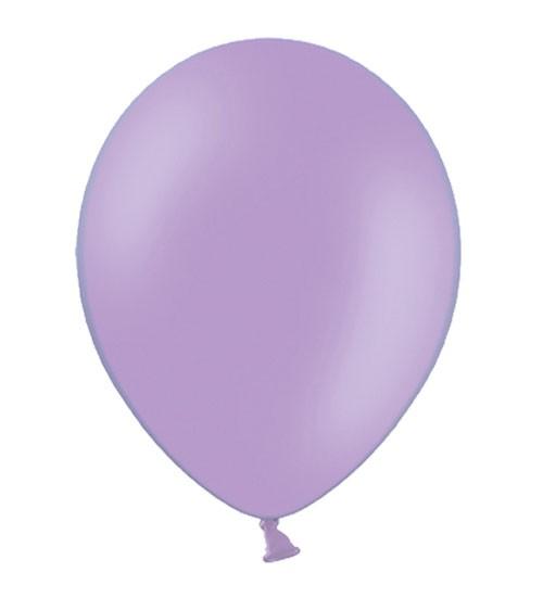 Standard-Luftballons - lavendel - 10 Stück